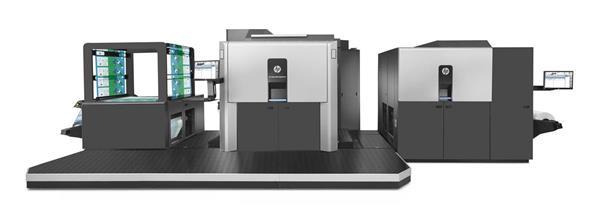 HP Indigo 20000 Digital Press Image
