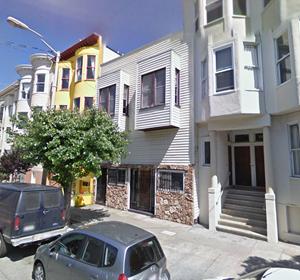 1854 McAllister & 1150 Fell Streets, San Francisco, California