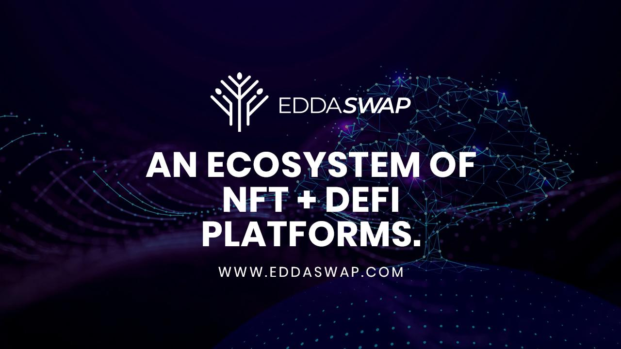 EDDASwap: A New Paradigm of Multi-Chain Trading that is Disrupting 1