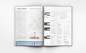 Firenze Carrara - White Marble Collection