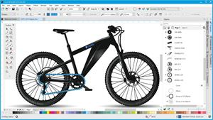 CorelDRAW Technical Suite 2019 DESIGNER Objects Docker