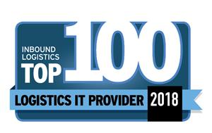 Inbound Logistics Logo - 2018 Top 100 IT Providers