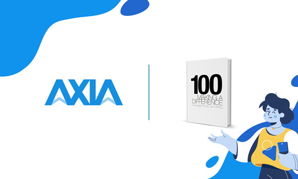 AXIA Supports Quinton Van der Burgh's Charitable Release 100 Making a Difference