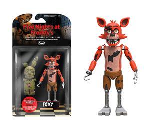 Foxy Action Figure