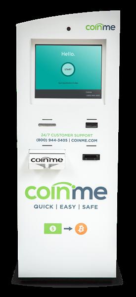 Coinme Crypto ATM