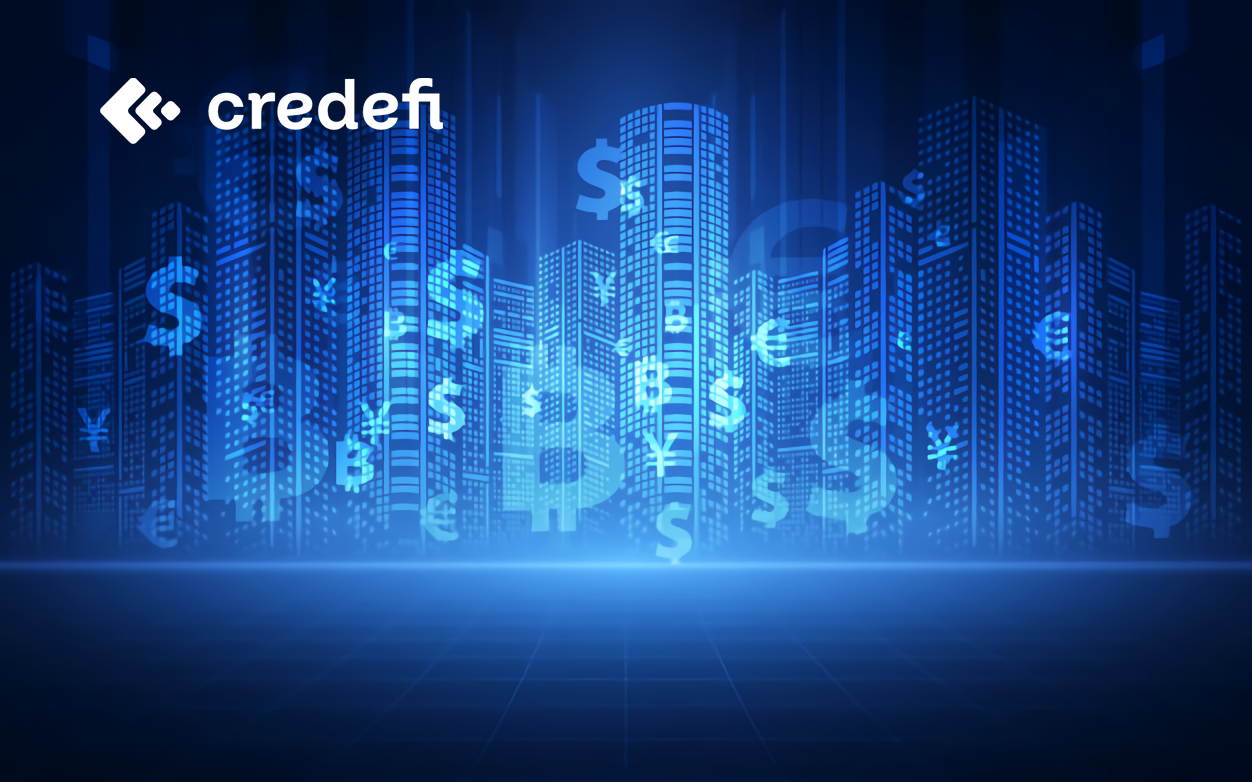 Credefi Announces a Bridge Between Crypto and Traditional Credit 1