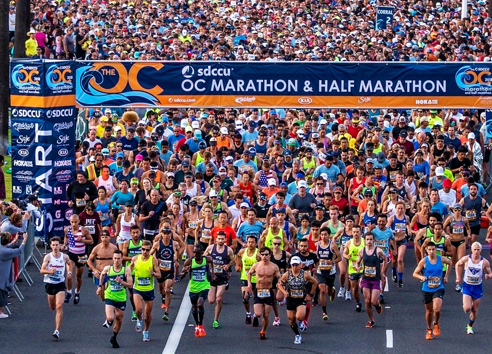 SDCCU OC Marathon