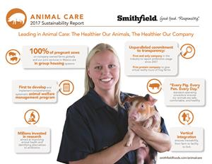 Leading in Animal Care: The Healthier Our Animals, The Healthier Our Company