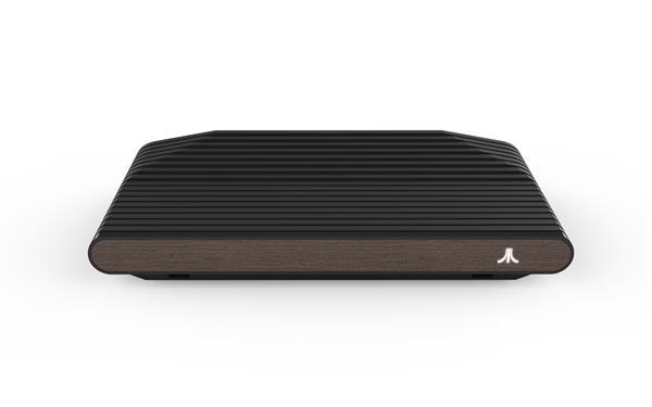 Atari Web Exclusive - Atari VCS 800 Black Walnut All-In