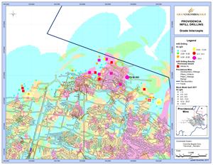 Providencia Infill Drilling