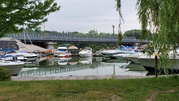 Acrow Detour Bridge, Bayfield, Ontario