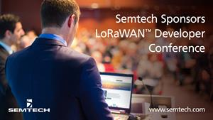 Semtech Sponsors TTN Developer Conference