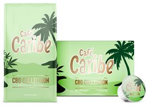 Café Caribe CBD-Infused Coffee Products