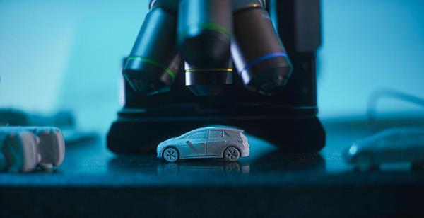 VW ID.3 Metal Jet Surface Quality
