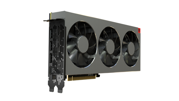 AMD Radeon VII graphics card 2