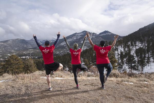 One of the nation's leading veteran service organizations, Team Red, White & Blue (Team RWB), held hundreds of Eagle NamasDay yoga events across the country on February 22, coinciding with World Yoga Day.