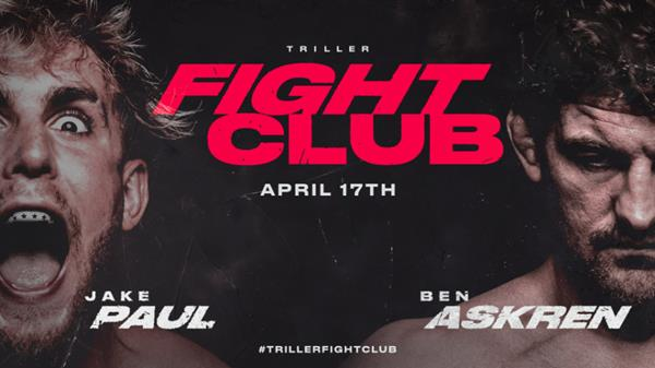 Triller Fight Club's 2021 kickoff event is set for April 17, at Mercedes-Benz Stadium in Atlanta. Headlined by Jake Paul and Ben Askren, the card will be provided to cable, satellite and telco PPV providers in North America by iNDemand. FITE will handle live global digital streaming and power TrillerFightClub.com.