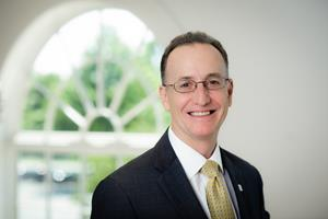 Kevin Slane, Executive Vice President and Chief Risk Officer at Sandy Spring Bank