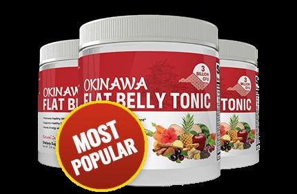 Okinawa Flat Belly Tonic