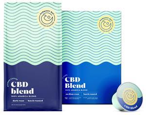 Harmony Bay CBD-Infused Coffee Products