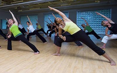 Group Centergy Fitness Class