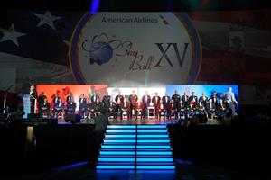 American Airlines Sky Ball 2017
