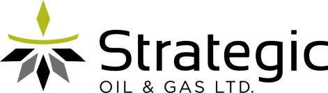 Strategic Oil & Gas Ltd. Announces Third Quarter 2018 Financial and Operating Results