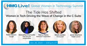This summit - designed by and for top female technology leaders - provides an international platform for women in technology to explore the topics they believe are crucial for the continued advancement of women in tech.