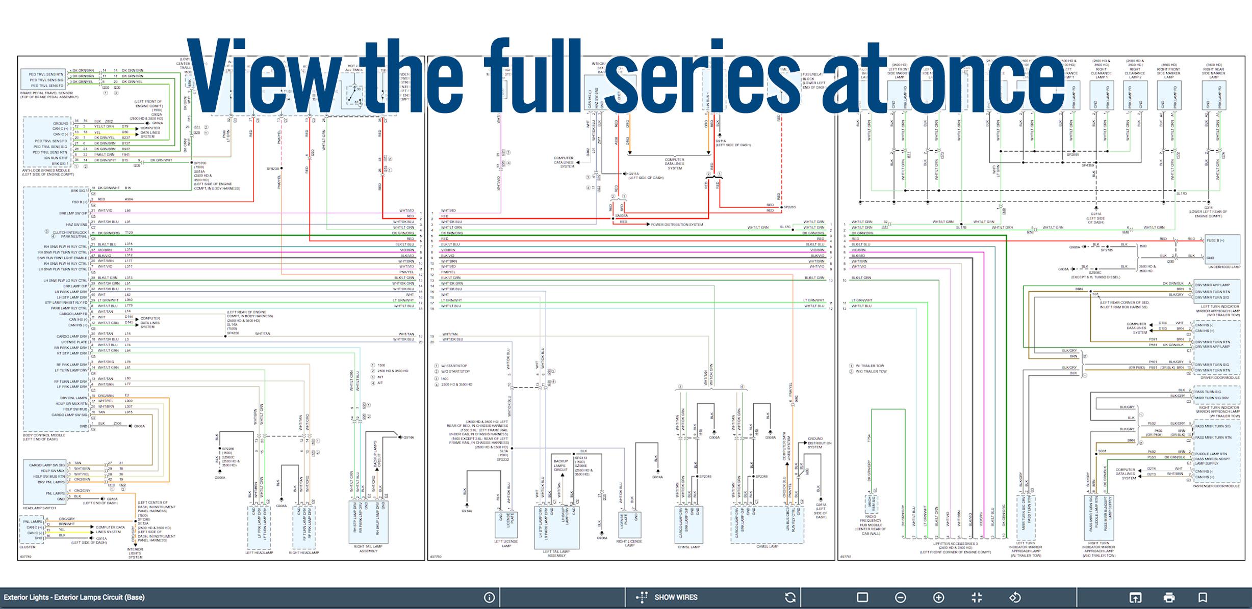 Autozone Online Wiring Diagram