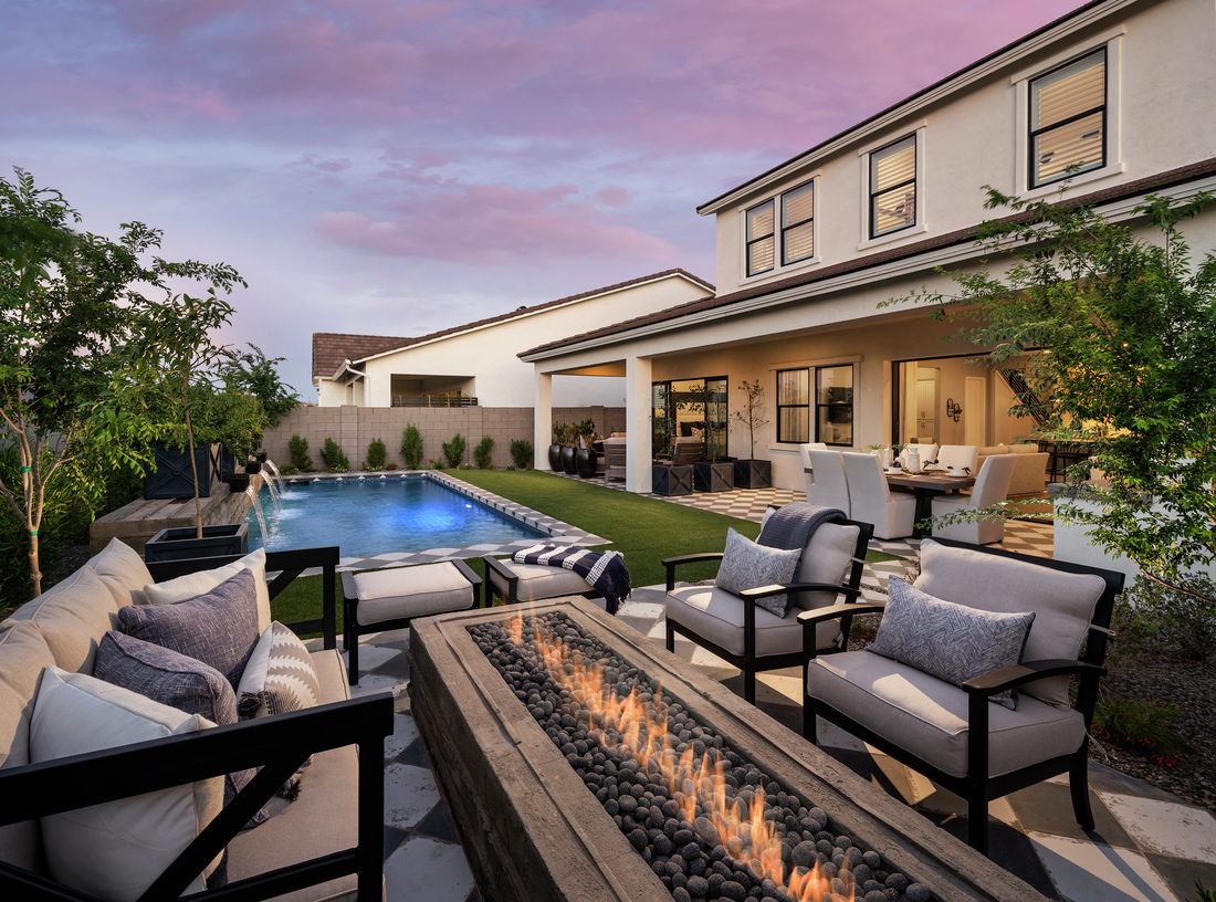 Toll Brothers Arizona Wins Five Grand Awards for Architecture and Interior Design at the Gold Nugget Awards