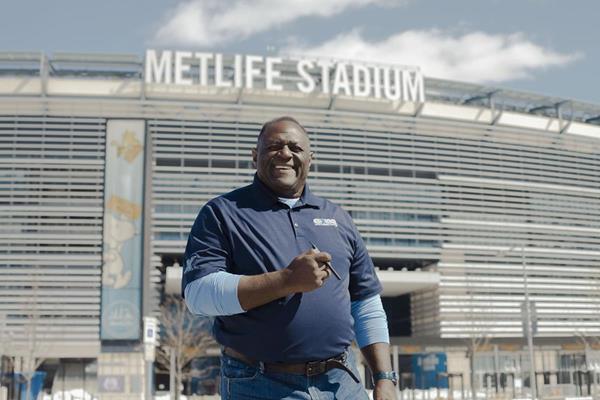 Leonard Marshall MetLife Stadium Elixinol Respira