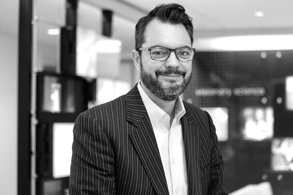 Apellis Chief Commercial Officer Adam Townsend