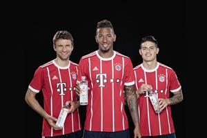 FC Bayern Munich OXiGEN Partnership