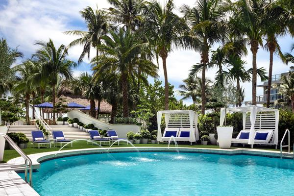 The Cadillac Hotel & Beach Club, Miami, FL has implemented the Rest Assured program.