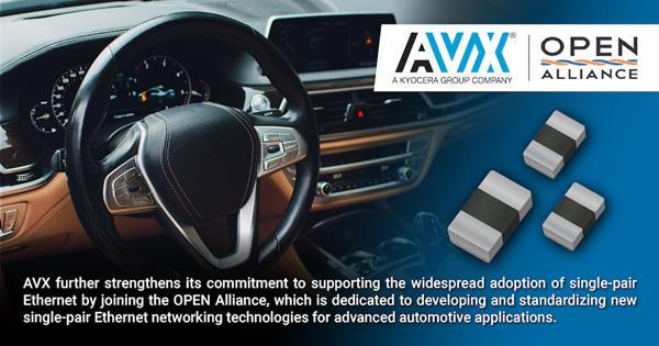 AVX Joins the OPEN Alliance