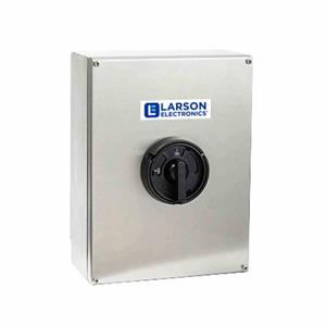 Larson Electronics LLC Releases 30 Amp Rated Explosion Proof