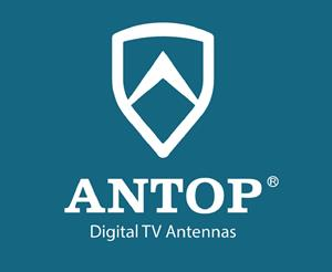 ANTOP Delivers The Latest In HDTV Indoor Antenna Design