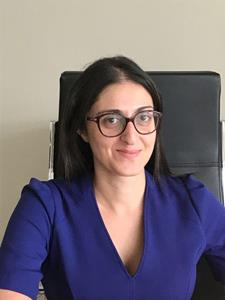 Pilatus Bank Risk Manager Antoniella Gauci