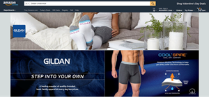 Gildan's Collection of Men's underwear Now on Amazon