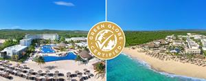 Two Blue Diamond Resorts Receive Green Globe's Gold Member Status
