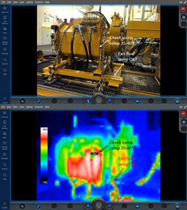 Industrial Wearable Thermal Capability