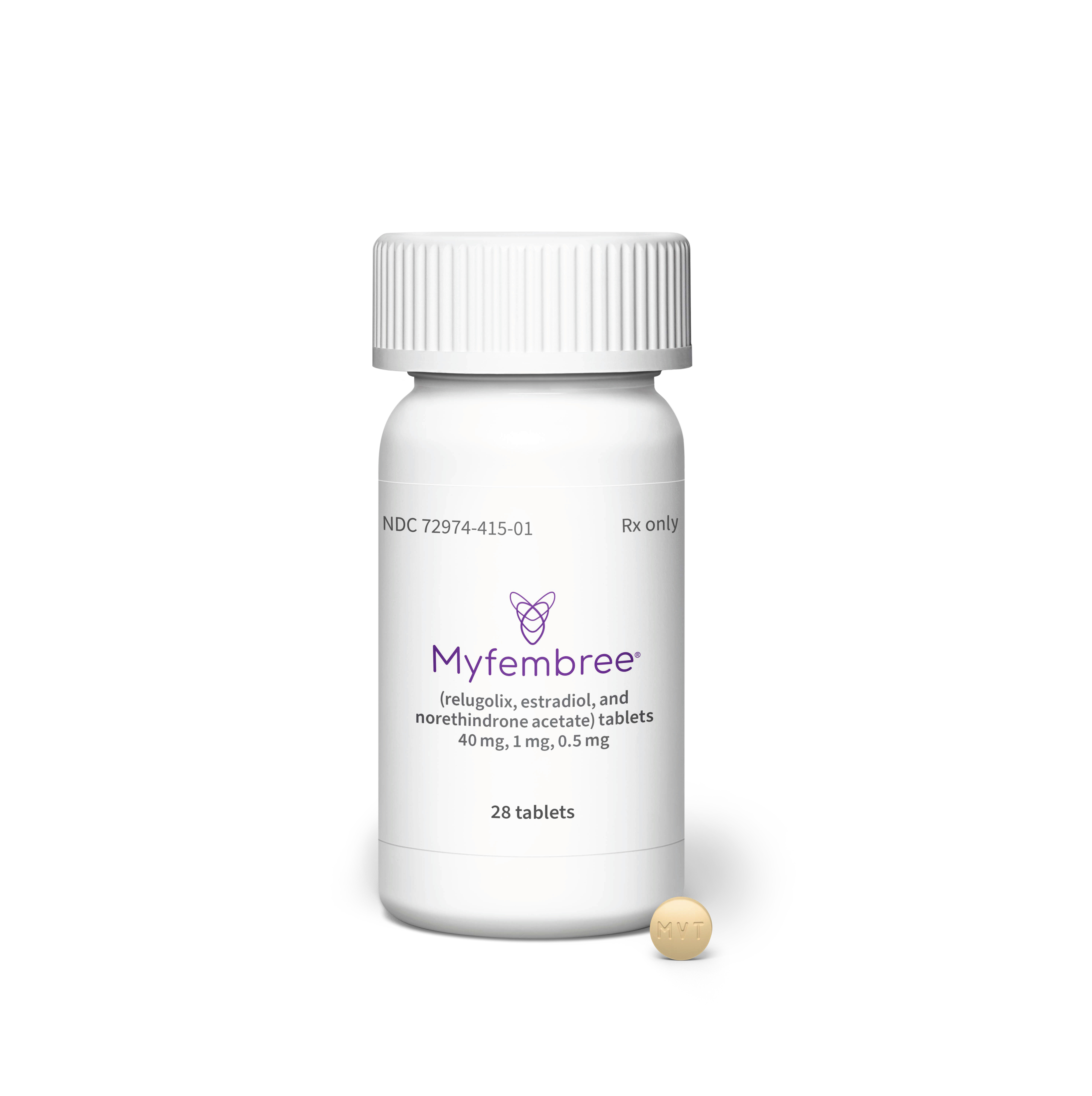 MYFEMBREE U.S. FDA Approval