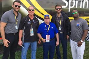 Responsibility Has Its Rewards Sweepstakes Winner at Homestead-Miami Speedway