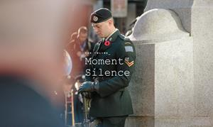 The Online Moment of Silence