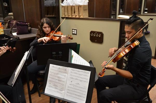 String Quartet (2)