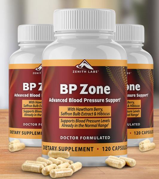 BP Zone Zenith Labs Reviews: