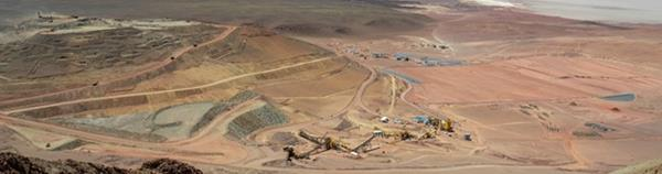Lindero gold Project