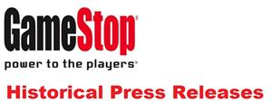 Gamestop Announces Cyber Monday Deals Nyse Gme