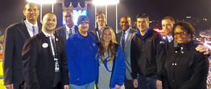 Kansas City Royals Designated Driver for the Season