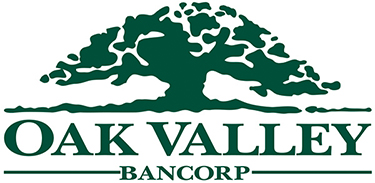 Oak Valley Bancorp Logo